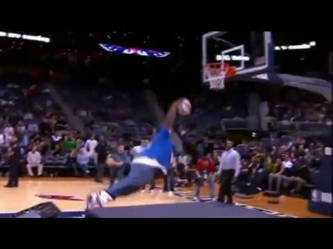 Fat Man Dunk Fail NBA | Basketball Blooper | America's Funniest Viral Video