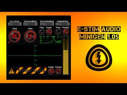 E-Stim Audio Mini Generator Demo - YouTube