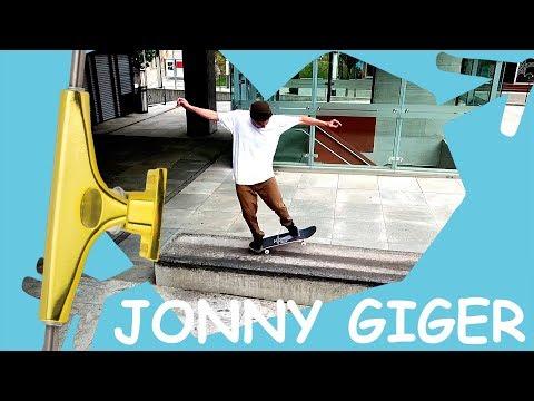 Krux Welcomes Jonny Giger