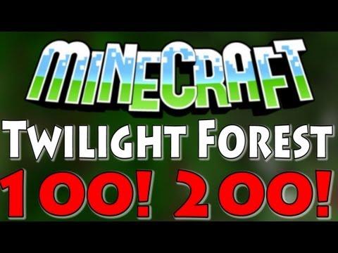 Обзор модов #100 (Сказка!) (Twilight Forest)