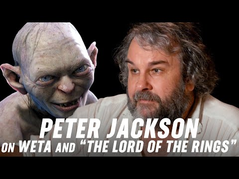 "Weta Digital Meets Tolkien: The Making Of ""The Lord Of The Rings"""