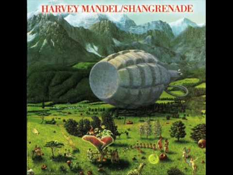 Harvey Mandel - Shangrenade - Live Audio