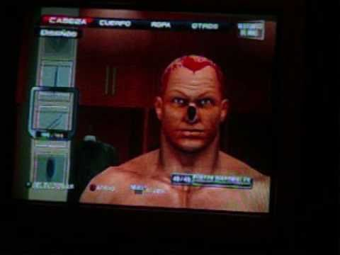 Smackdown VS Raw 2011 How to make Freddy Krueger