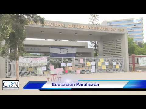 CDN Jackie Redondo reports from Honduras - 07/16/2015
