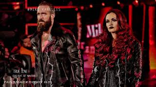 "WWE | ""True Love"" by CFO$ Feat. Kit Walters (Mike Kanellis 1st Theme Song)"
