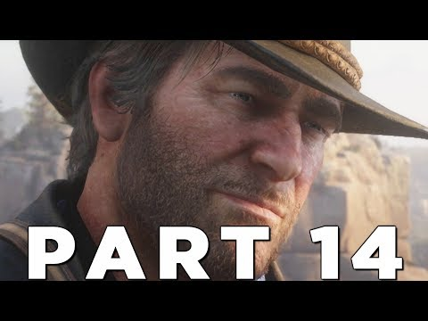 RED DEAD REDEMPTION 2 Walkthrough Gameplay Part 14 - PARTY (RDR2)