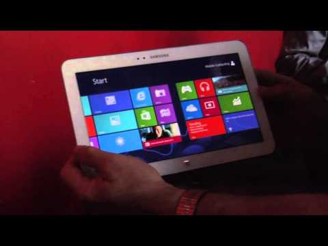 Samsung Announces New Windows Tablets, Phones, Camera