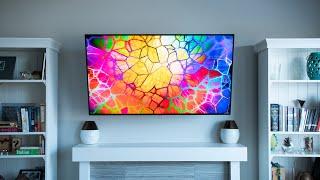 NEW 2019 LG NanoCell 4K HDR TV // The Poor Mans OLED
