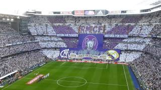 Mosaico Real Madrid - Barcelona (14/15)