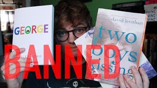 THEY'RE BANNING QUEER BOOKS