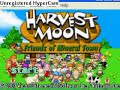 Harvest moon friends of mineral town (my save file) - youtube