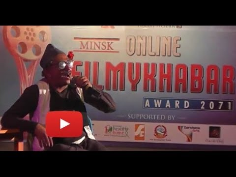 Muskan Pasa ko Filmy Guf - Making fun of Nepali actors and Nepali...