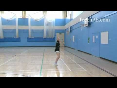 Badminton - Backhand Drop Shot Music Videos