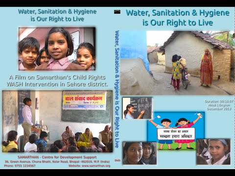 Water Sanitation & Hygiene is Our Right to Live