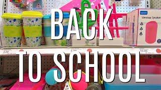 TARGET DOLLAR SPOT BACK TO SCHOOL SUPPLIES & DORM ROOM ESSENTIALS