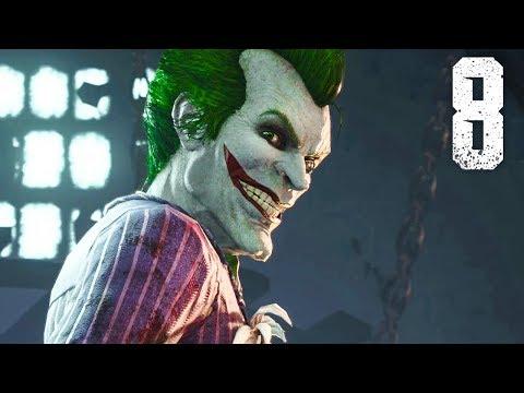 JOKER BOSS FIGHT! | Batman: Arkham City - Part 8