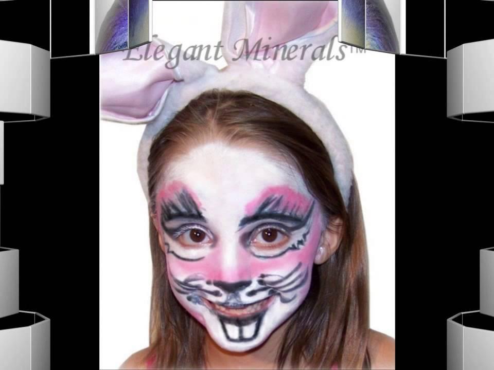 Penguin Face Makeup Face Paint Costume Makeup