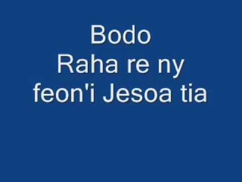 Bodo Raha re ny feon'i Jesoa tia thumbnail