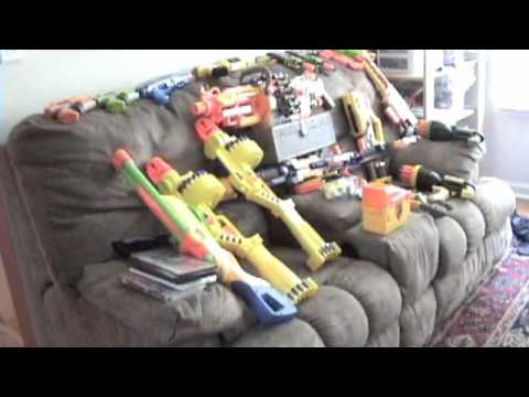 Nerf Gun Reviews Episode 1
