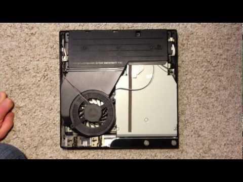 PS3 Slim error 8002F14E
