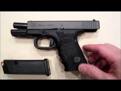 Cold Bore Customs Glock Gen4 Reduction