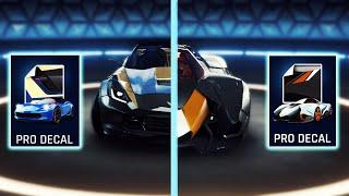 ASPHALT 9 l Encore: Chevrolet Corvette GS & Lamborghini Egoista