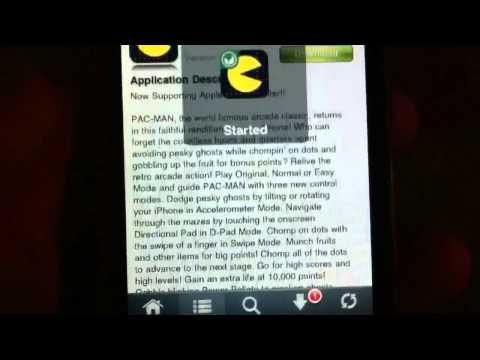 Como instalar o poner aplicaciones   para Iphone4  Ipod4 Ipad1