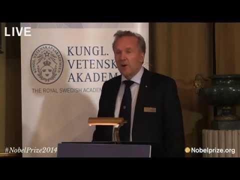 Nobel Prize Economics 2014: Jean Tirole