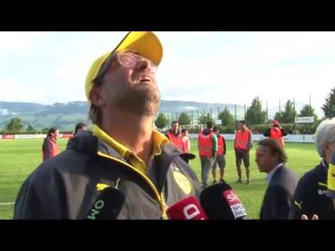 Jürgen Klopp vs. Zwischenrufer: