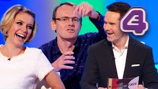 Sean Lock Throws Beer to Avoid Awkward Situations?! | Sean Best Pt1 | 8 Out of 10 Cats