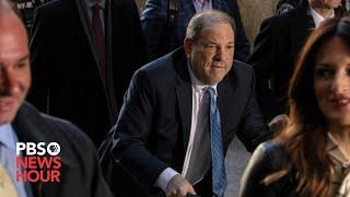 WATCH LIVE: Weinstein accusers respond to guilty verdict