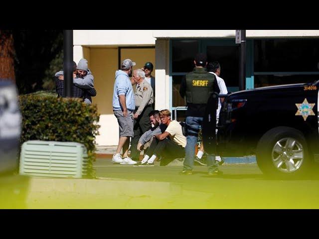 Survivor of Las Vegas shooting killed in California massacre