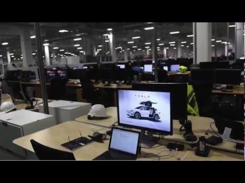 Inside Gigafactory