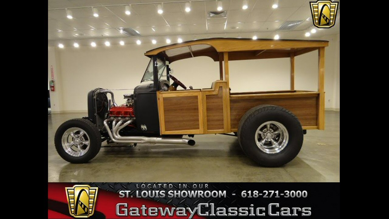 1931 ford model a woody   6143   gateway classic cars st