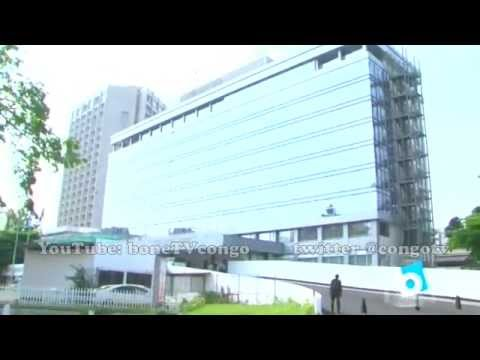 Joseph Kabila inaugure l'aile principale du Pullman Grand Hotel de Kinshasa