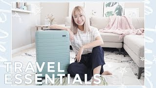 What's In My Carry On? | Travel Essentials ✈️