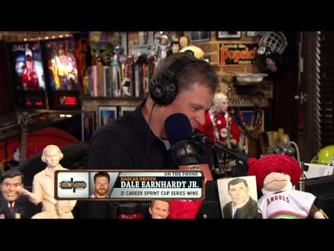 Dale Earnhardt Jr. on the Dan Patrick Show (Full Interview) 06/10/2014