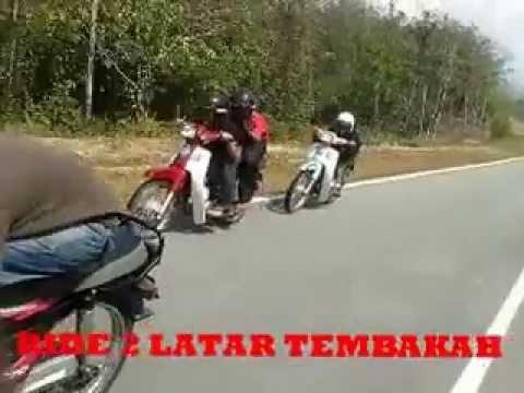 MAT REMPIT KELANTAN (RIDE 2 LATAR TEMBAKAH 2013)