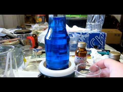 Правильное приготовление раствора химического меднения