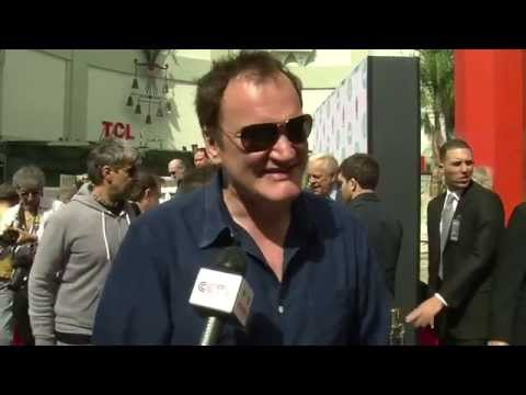 Jerry Lewis Hand and Footprint Ceremony w/ Quentin Tarantino