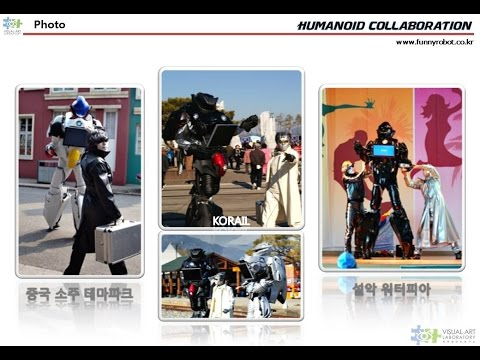 로봇퍼포먼스 – Robot Performance_HUMANOID COLLABORATION
