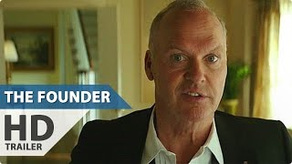 The Founder Trailer (2016) Michael Keaton McDonalds Movie HD