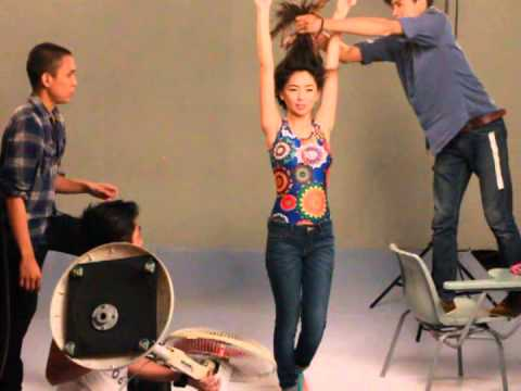 Behind The Scenes : GOT TO BELIEVE Promo Shoot