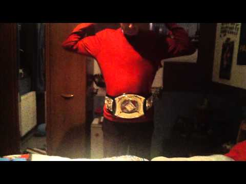 WWE rated r superstar replica review