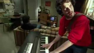 Watch Flight Of The Conchords Brets Day video
