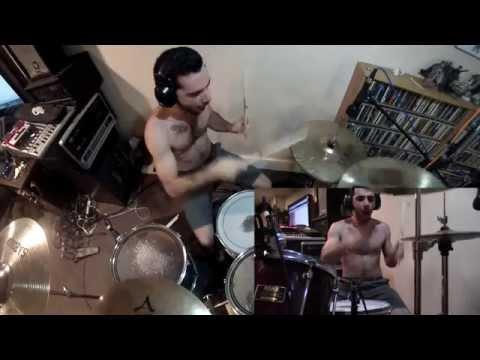 Ryan Thomas - Drum cover of