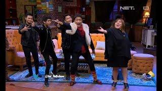 The Best Of Ini Talkshow - CJR Ajarkan Gerakan Lagu 'Eaaa' ke Sule dan Nunung