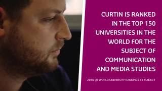 Explore Internet Communications at Curtin