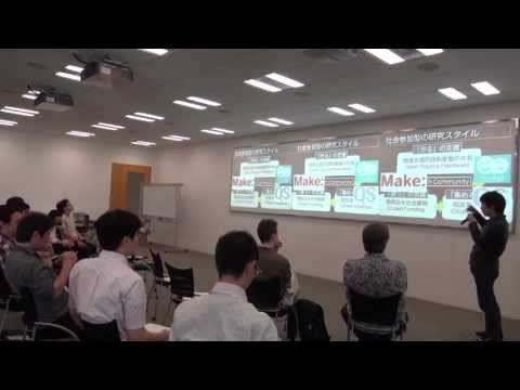 [QS Tokyo Meetup #4] [Extra Talk] Ig Nobel  Prize and Citizen Science (by Koji Tsukada)