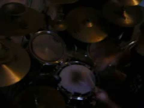 daft punk - up all night to get lucky (drum cover)